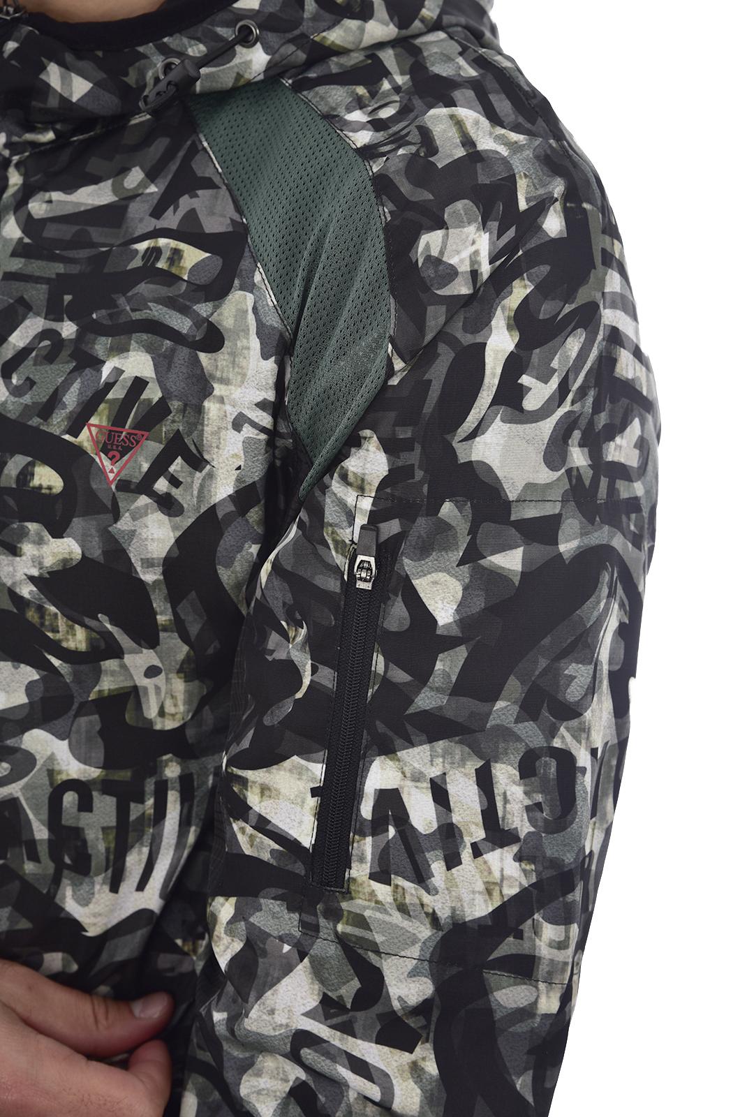 Blousons / doudounes  Guess jeans U84A14 WP00H P74C CAMOUFLAGE