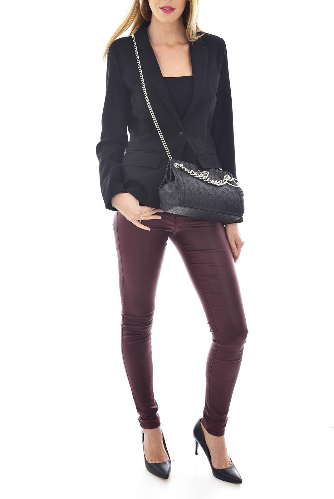 Besaces / Sacs bandoulière  Guess jeans HWSG71 00350 LYRA BLACK