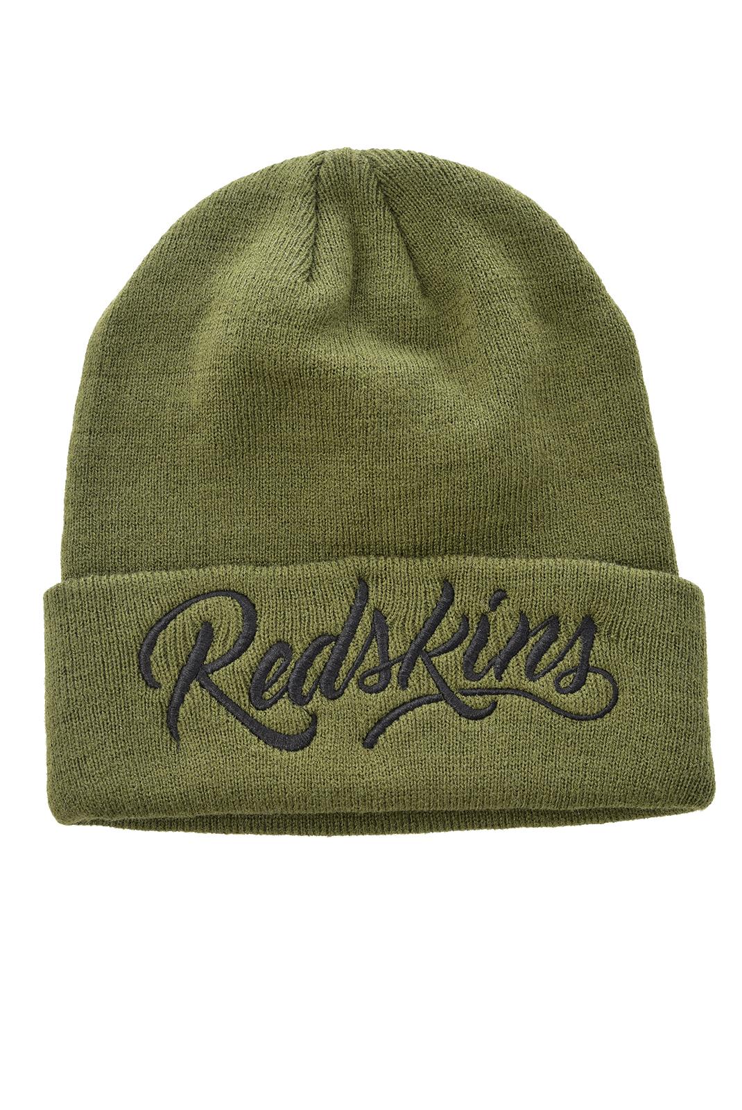 Bonnets / Casquettes  Redskins GREG KAKI