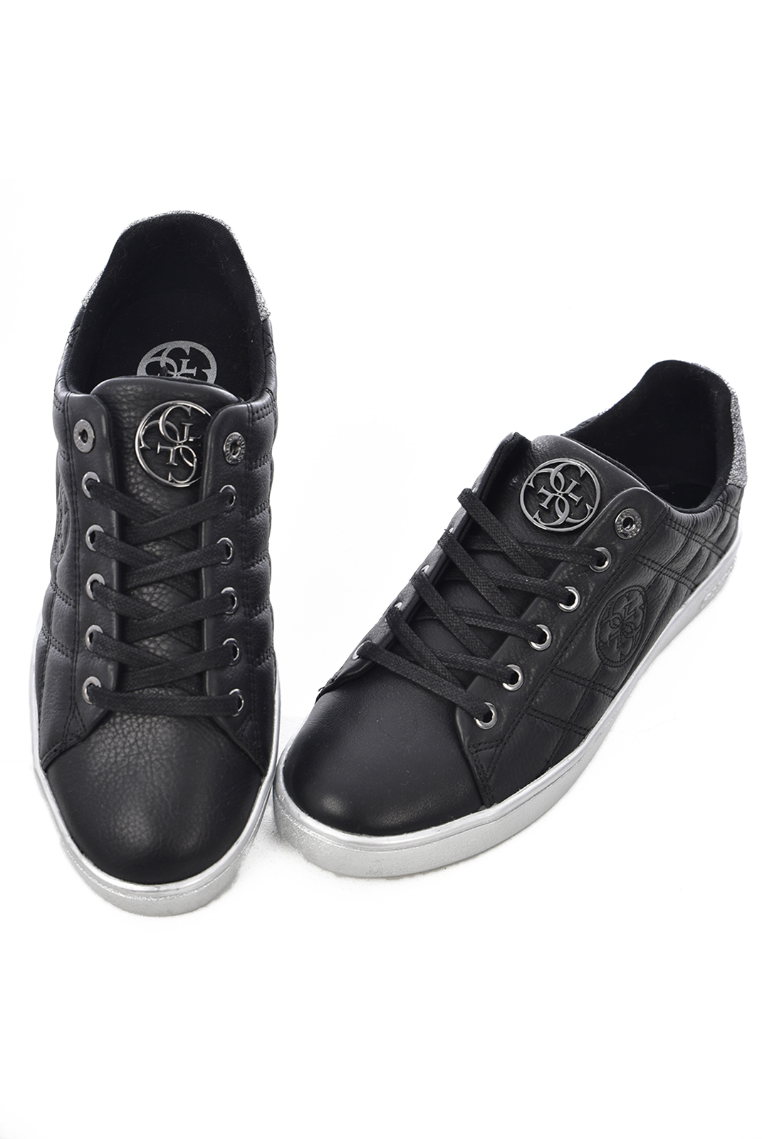 Baskets / Sneakers  Guess jeans FLBRZ4 LEA12 BLACK