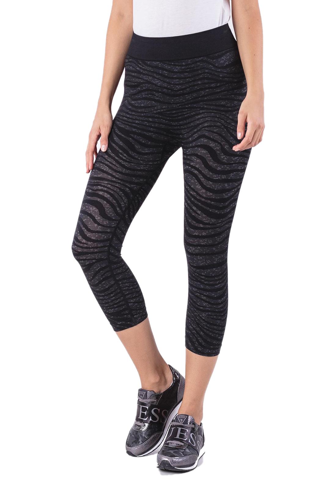 Pantalons  Guess jeans O84A47 JR03E S944 STRIPED
