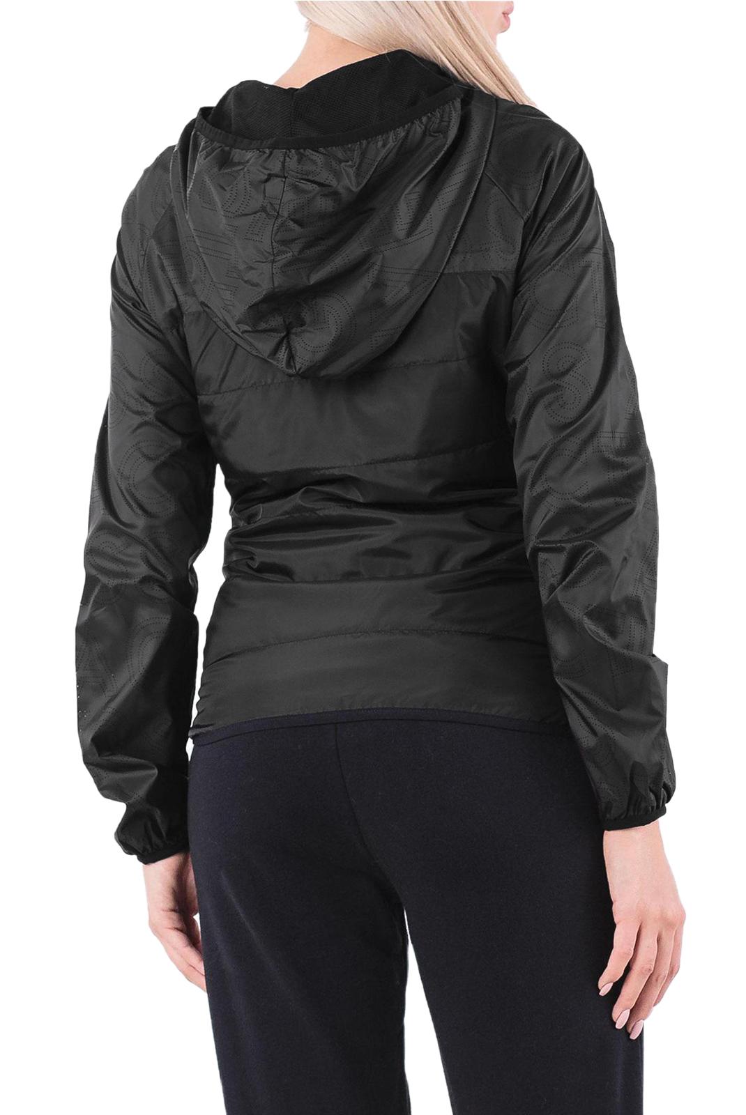 Veste streetwear  Guess jeans O84A49 WO00L A996 JET BLACK