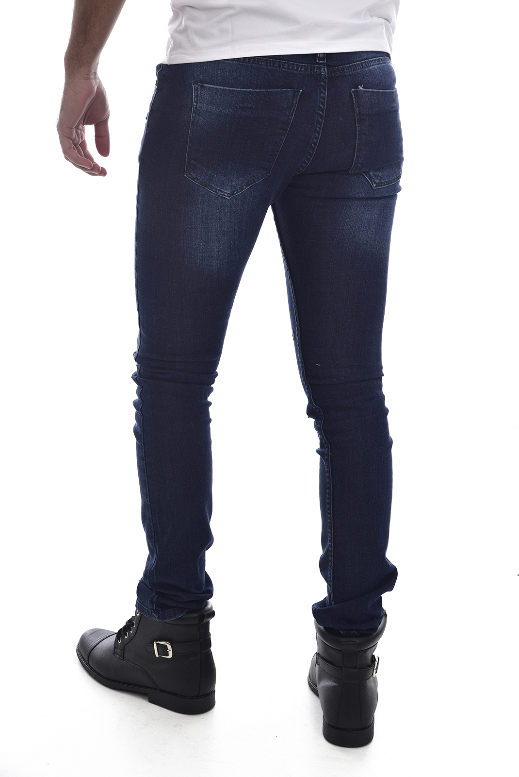 Jeans  Goldenim paris 1058 BLEU