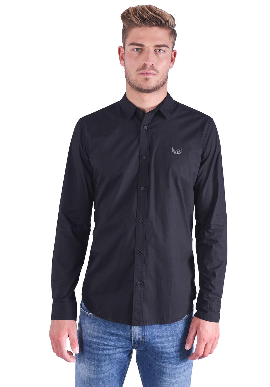 Chemises manches longues  Kaporal FITA BLACK