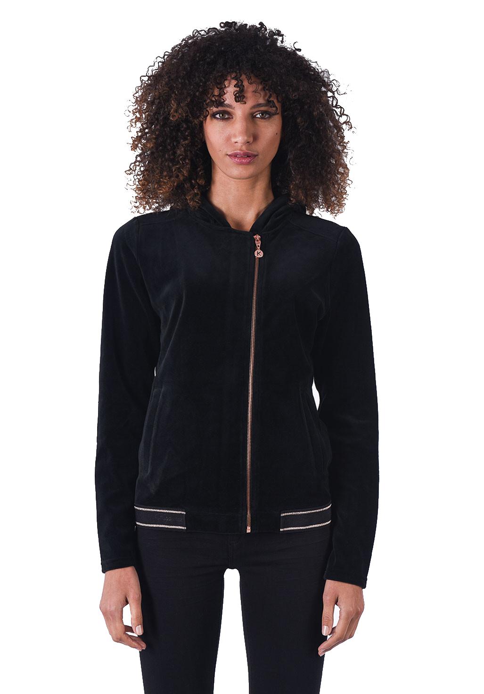 Veste streetwear  Kaporal GLAY BLACK