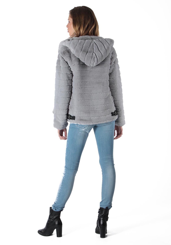 Blouson  Kaporal POUR grey