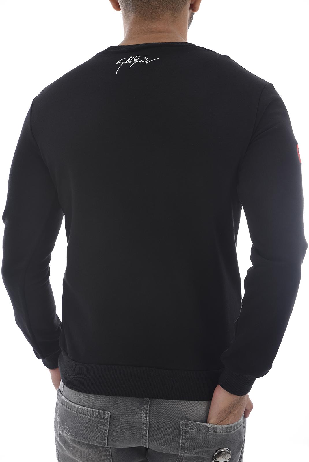 Sweatshirts  Goldenim paris 1008 NOIR