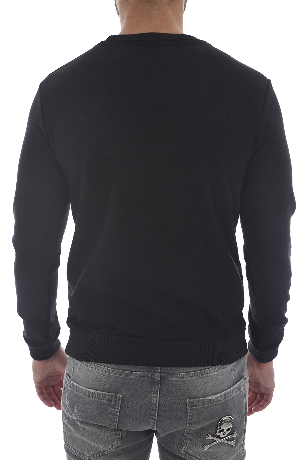 Sweatshirts  Goldenim paris 1005 NOIR