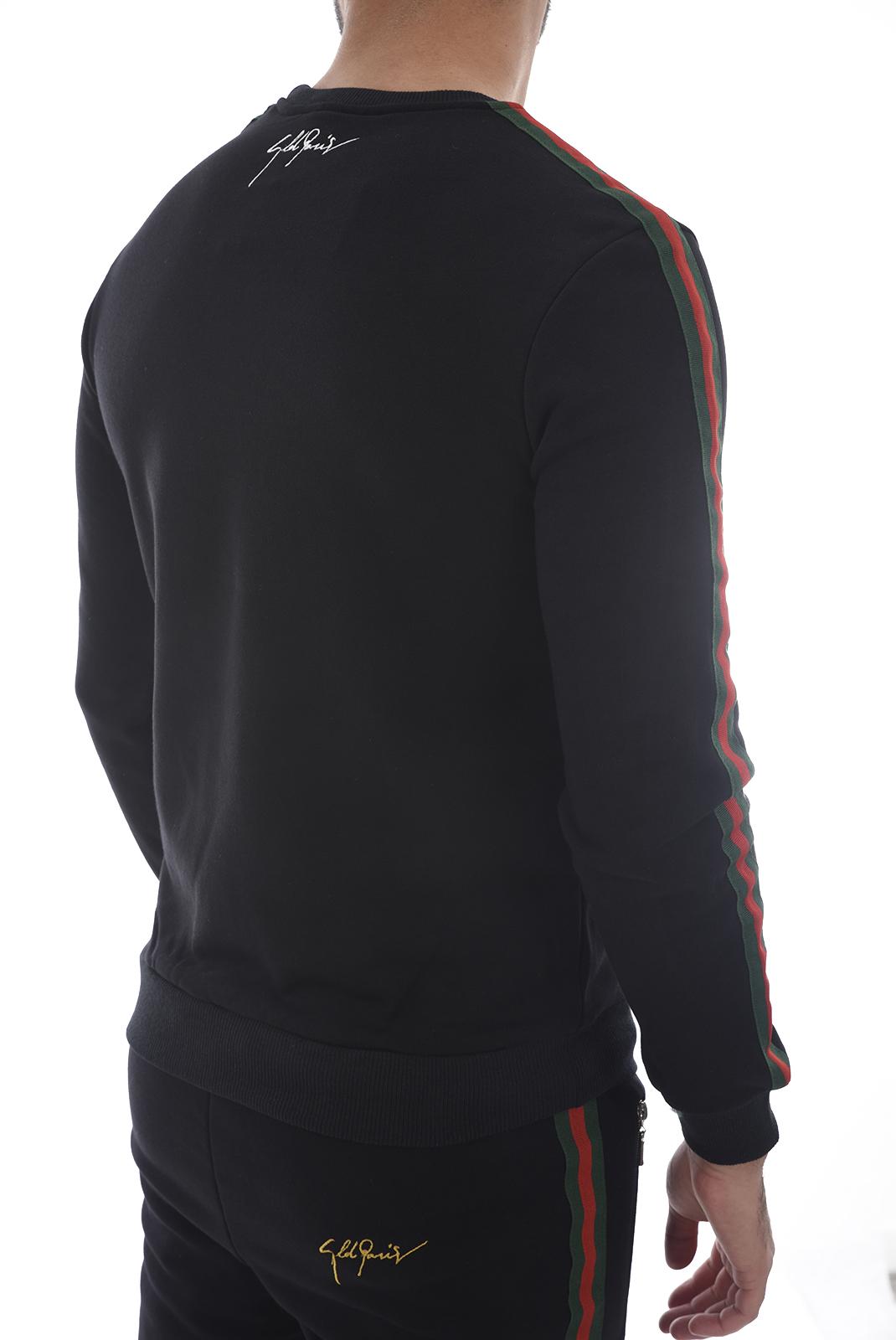 Sweatshirts  Goldenim paris 1004 NOIR