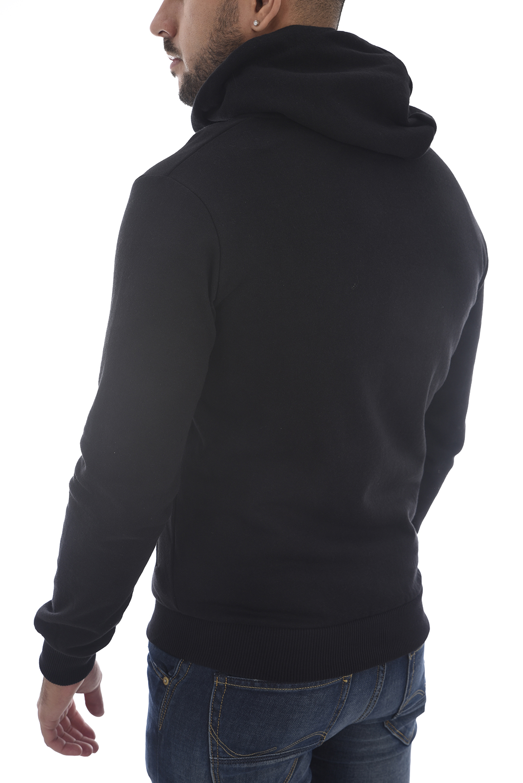 Sweatshirts  Goldenim paris 1101 NOIR