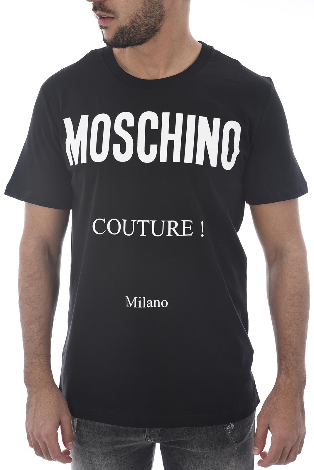 HOMME  Moschino ZJ0714 1555 BLACK