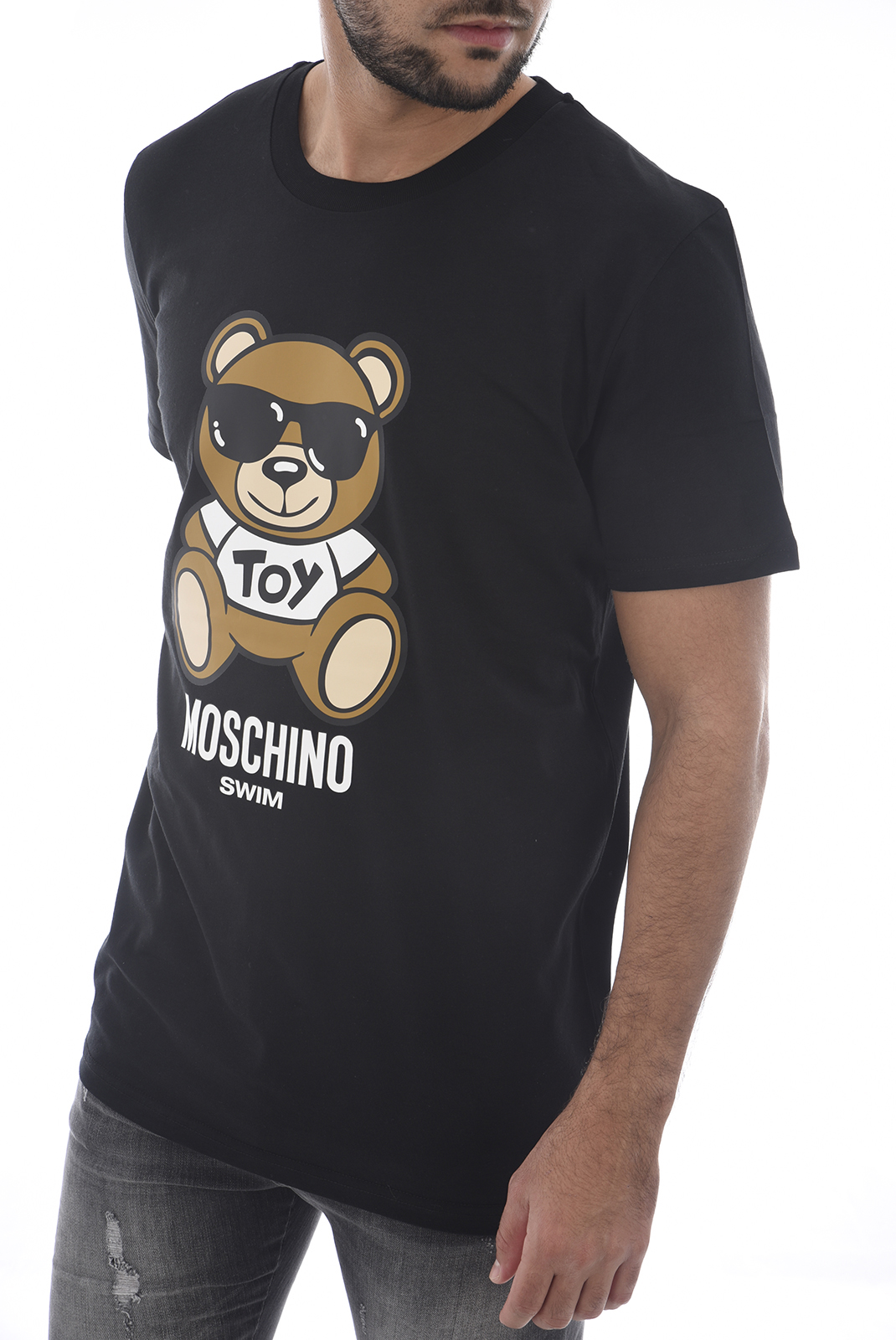 HOMME  Moschino 3A1915 0555 BLACK