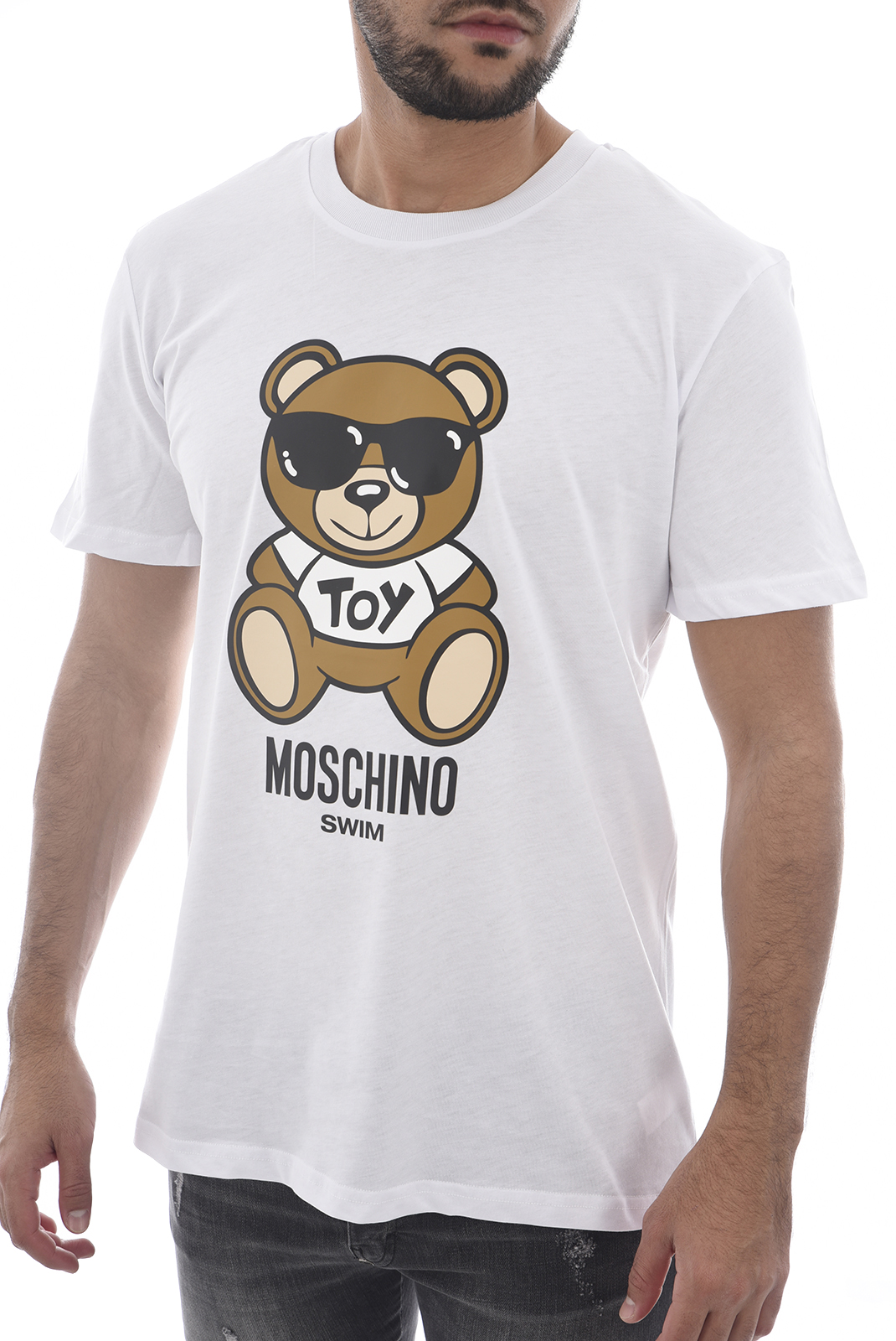 Homme  Moschino 3A1915 0001 BLANC