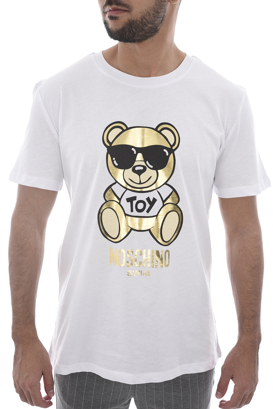 Homme  Moschino 3A1904 0001 BLANC