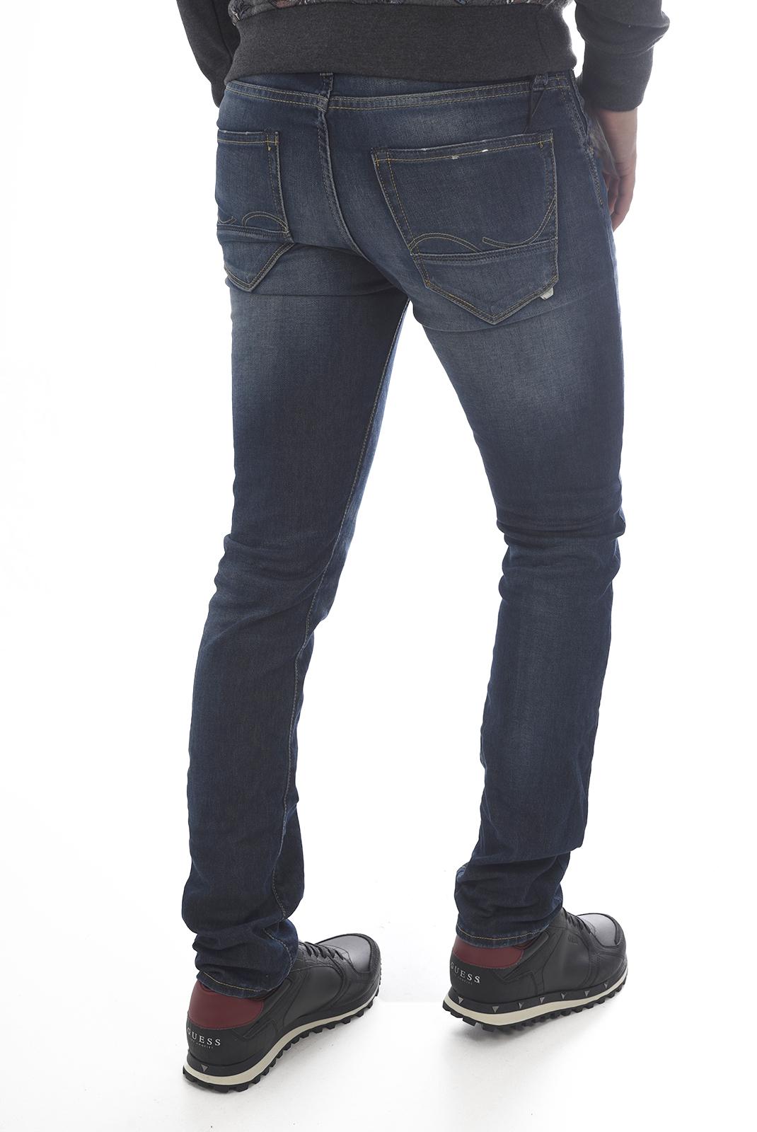 slim / skinny  Jack & Jones GLENN JJFOX BL 669 Blue Denim