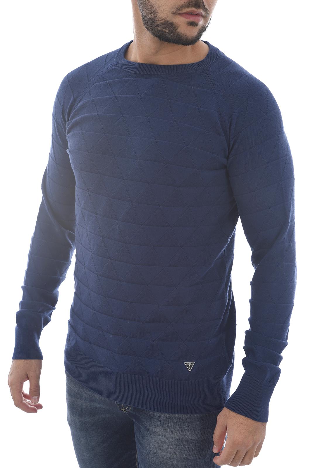 HOMME  Guess jeans U84R02 Z0990 A752 EVENING BLUE