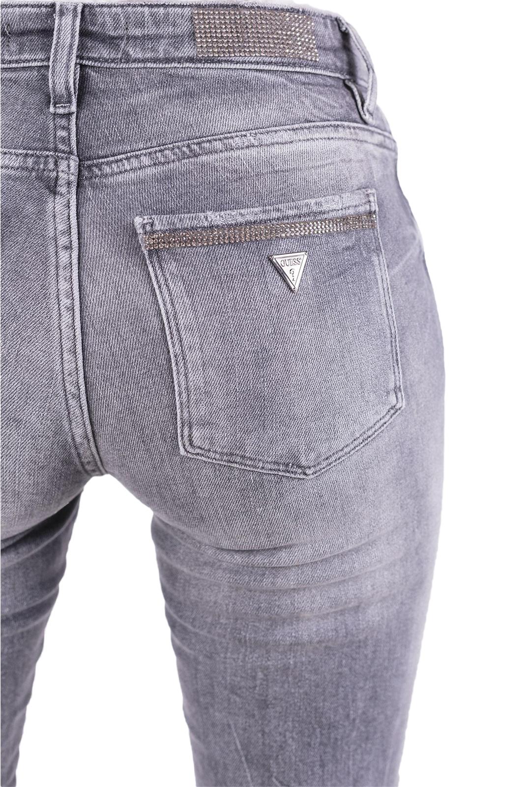 Jeans   Guess jeans W84AJ3 D3BO0 Sexy curve GREY GLIMPSE