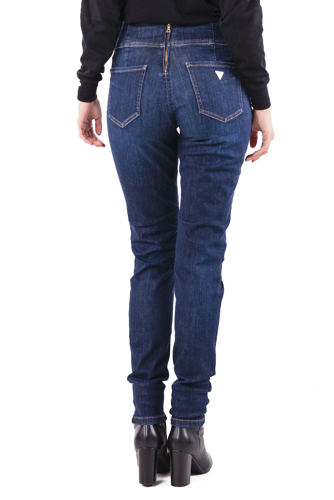 Jeans   Guess jeans W84A23 D3BP1 curve X ULTIMATE DARK