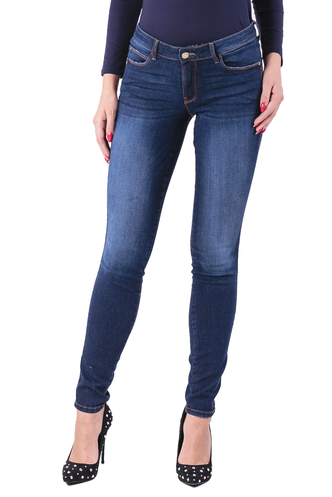 FEMME  Guess jeans W84AJ2 D3BJ0 INDIGO BERRY