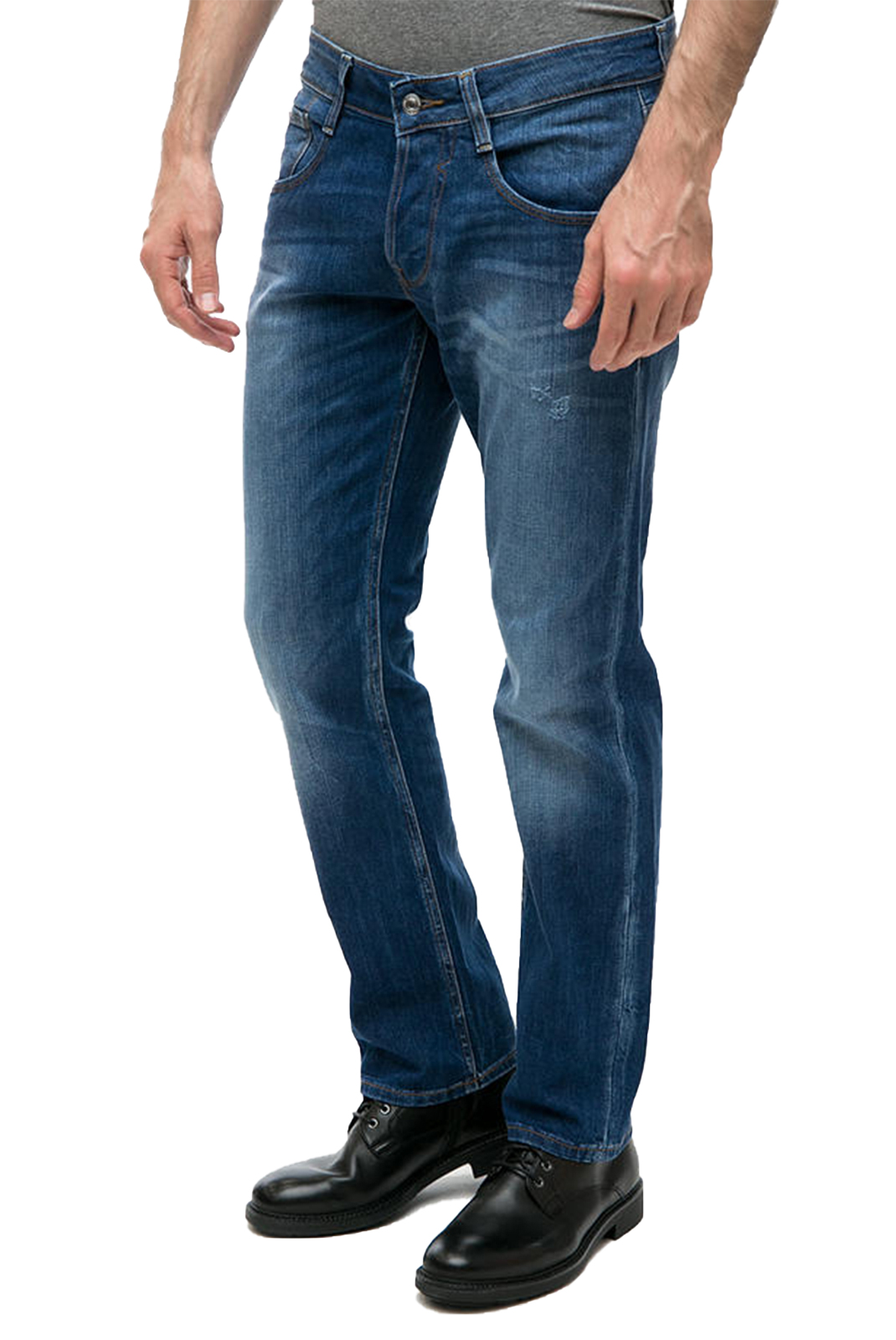 droit  Guess jeans M74AS3 D2RI0 GREENWICH