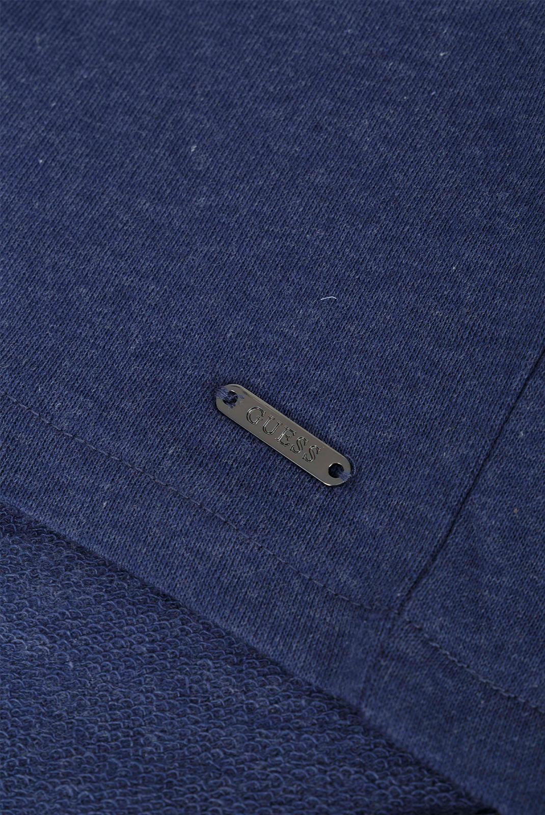 Pull  Guess jeans O72Q05FL008 C765 BLUE