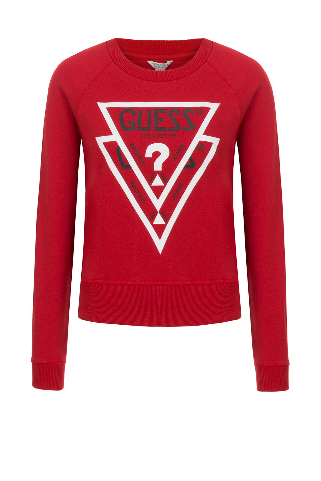 Pull  Guess jeans W73Q25 R44Q0 A553 RED