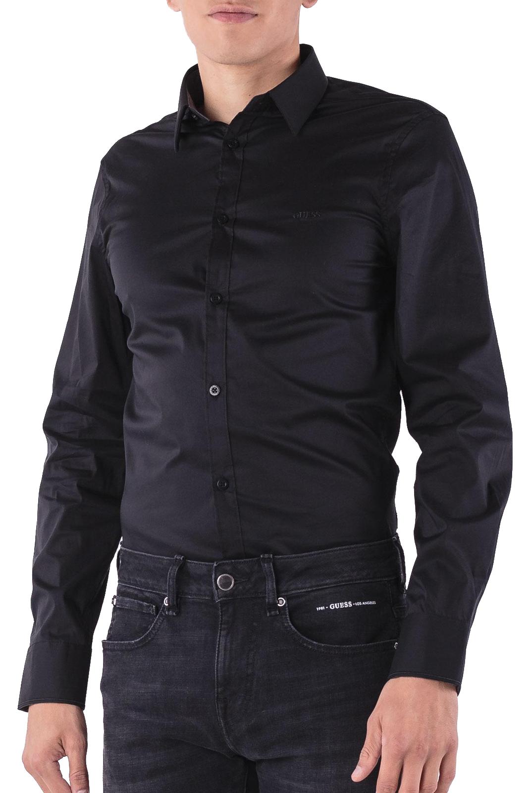 HOMME  Guess jeans M84H41 W7ZK0 Jet Black A996