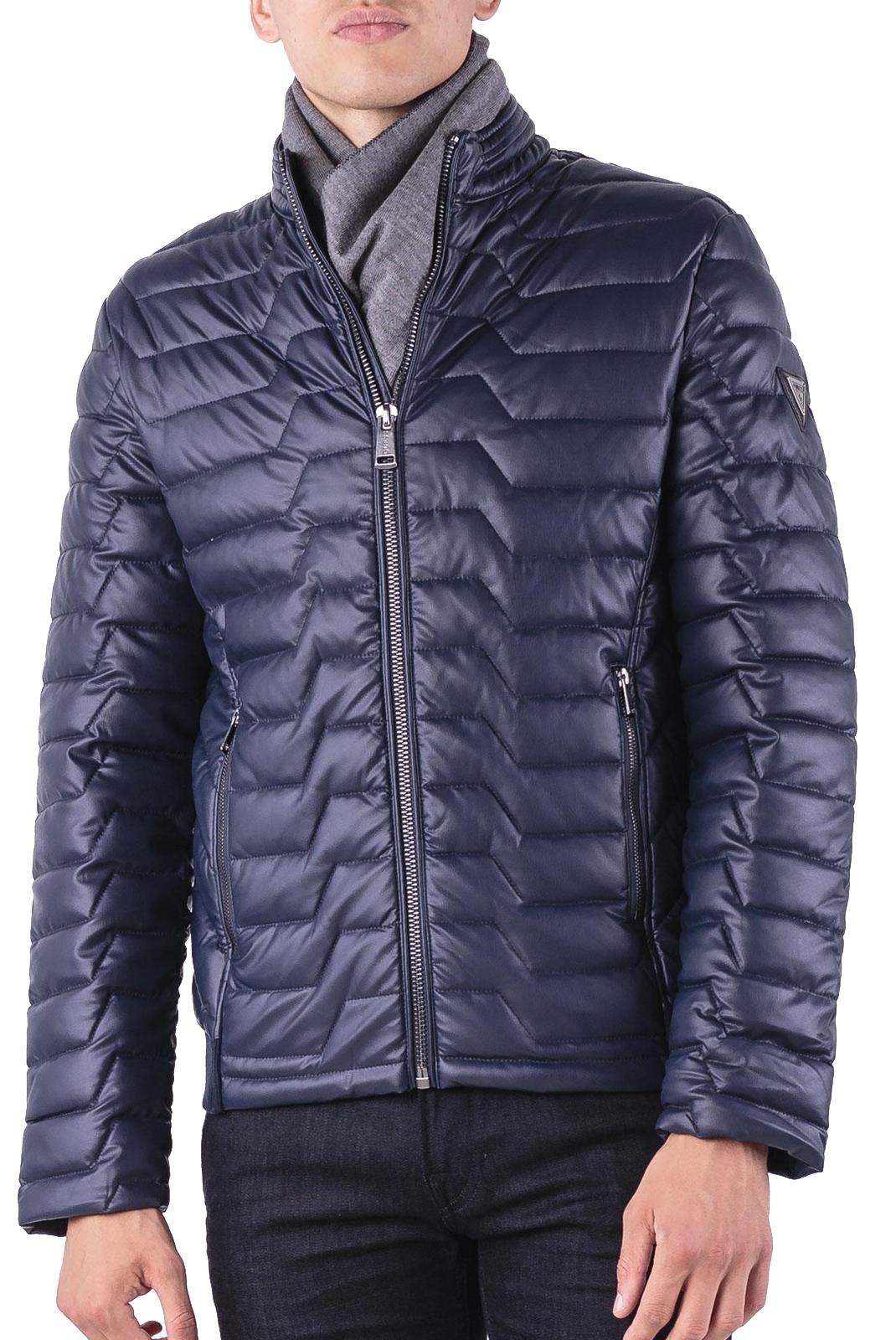Homme Guess G720 Blousons Jeans Wabc0 Doudounes M84l36 Navy Blue zx1qRAf 07742c579c8