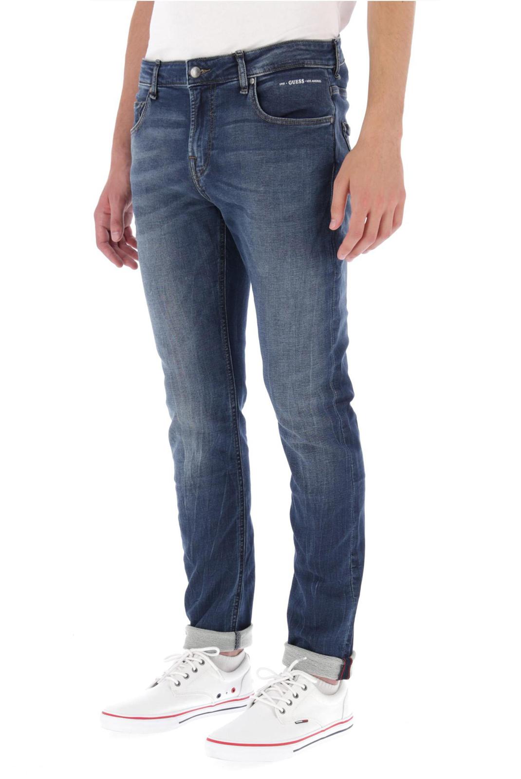 slim / skinny  Guess jeans M84A27 D3CE0 CHRIS SNIPER