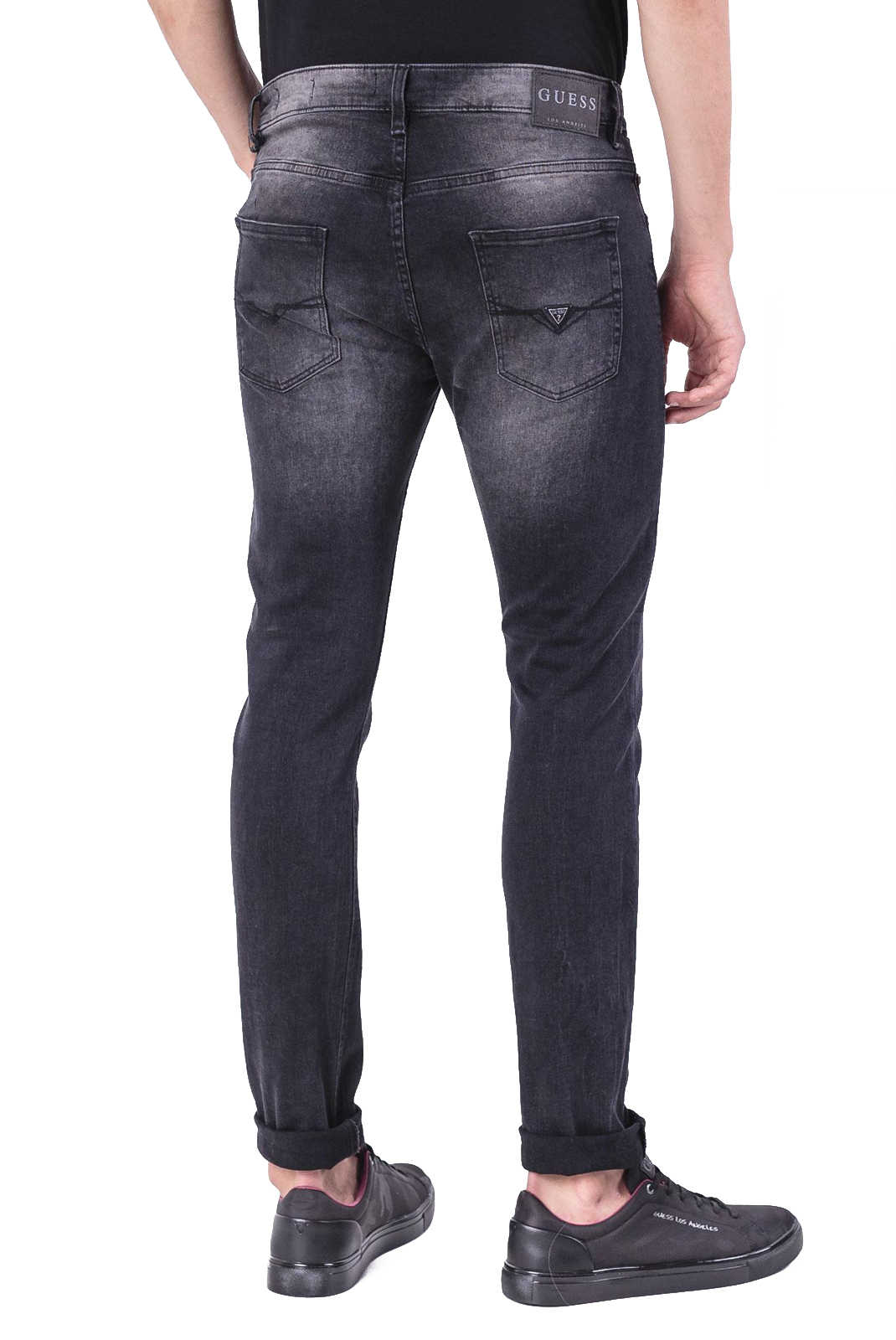 slim / skinny  Guess jeans M84A27 D3CC0 CHRIS SPECTRE