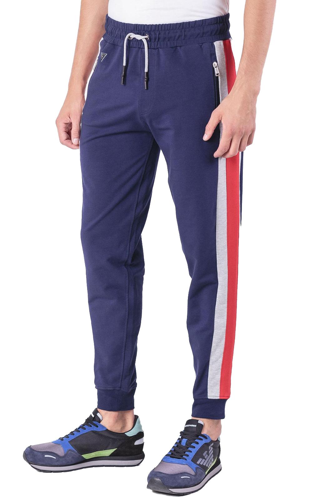 Pantalons sport/streetwear  Guess jeans U84Q01 K6XF0 A752 EVENING BLUE