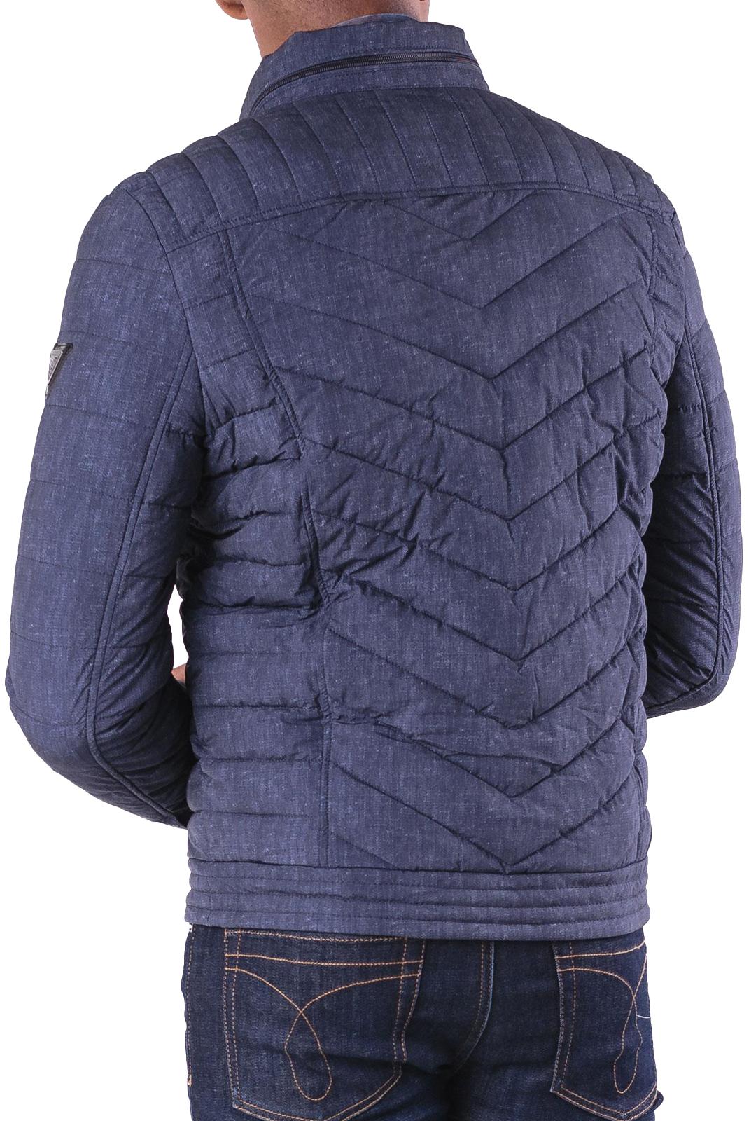 Blousons / doudounes  Guess jeans M84L33 WAJO0 PZP7 BLUE