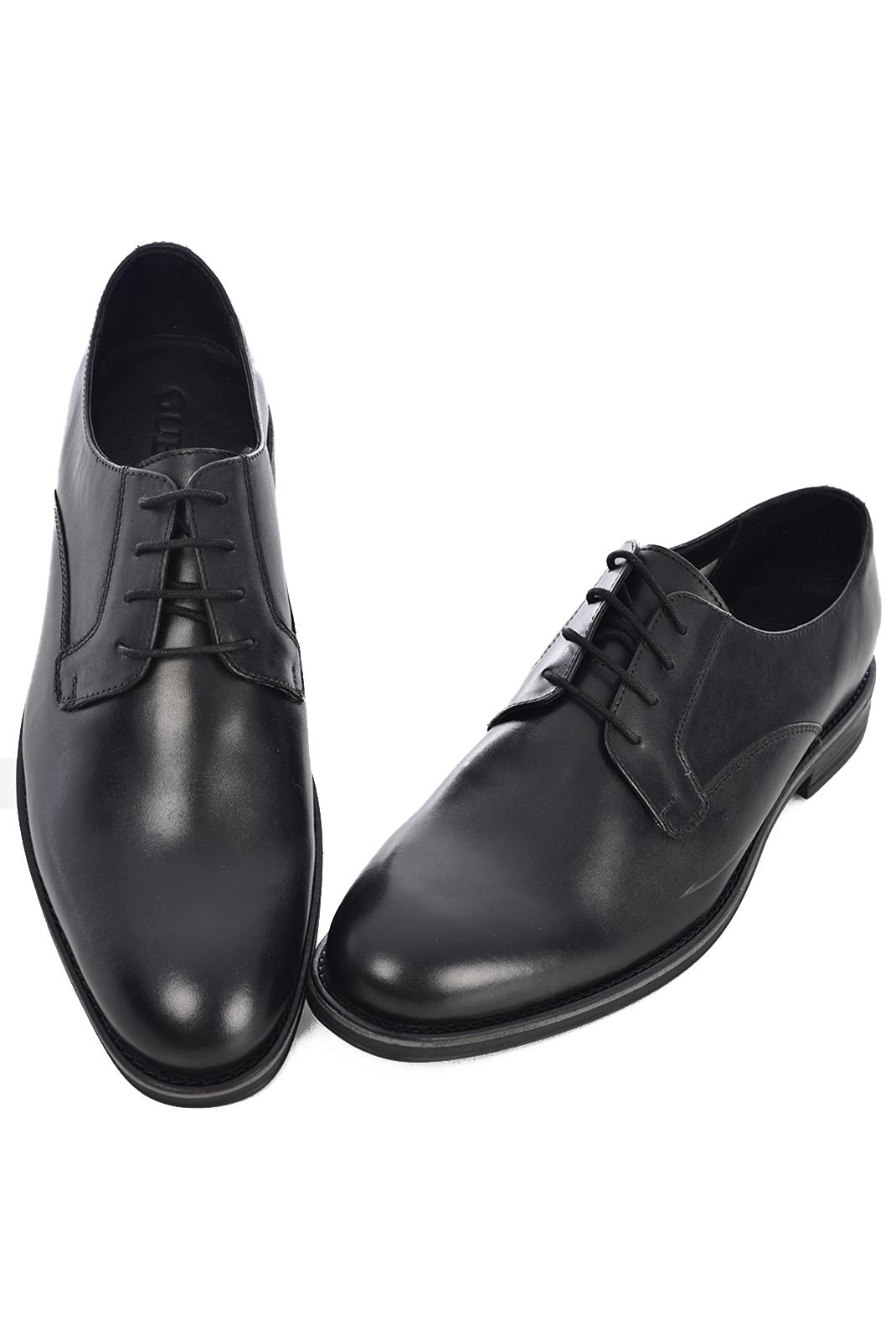 Chaussures de ville  Guess jeans FMCLA1LEA13 BLACK