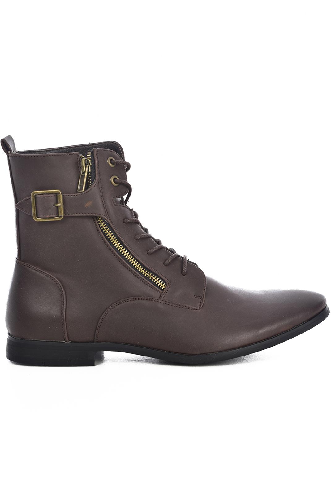 Chaussures de ville  Galax GLX3520 MARRON