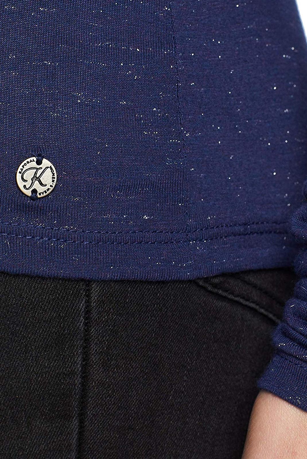 Tee shirt manches longues  Kaporal CHAI marine