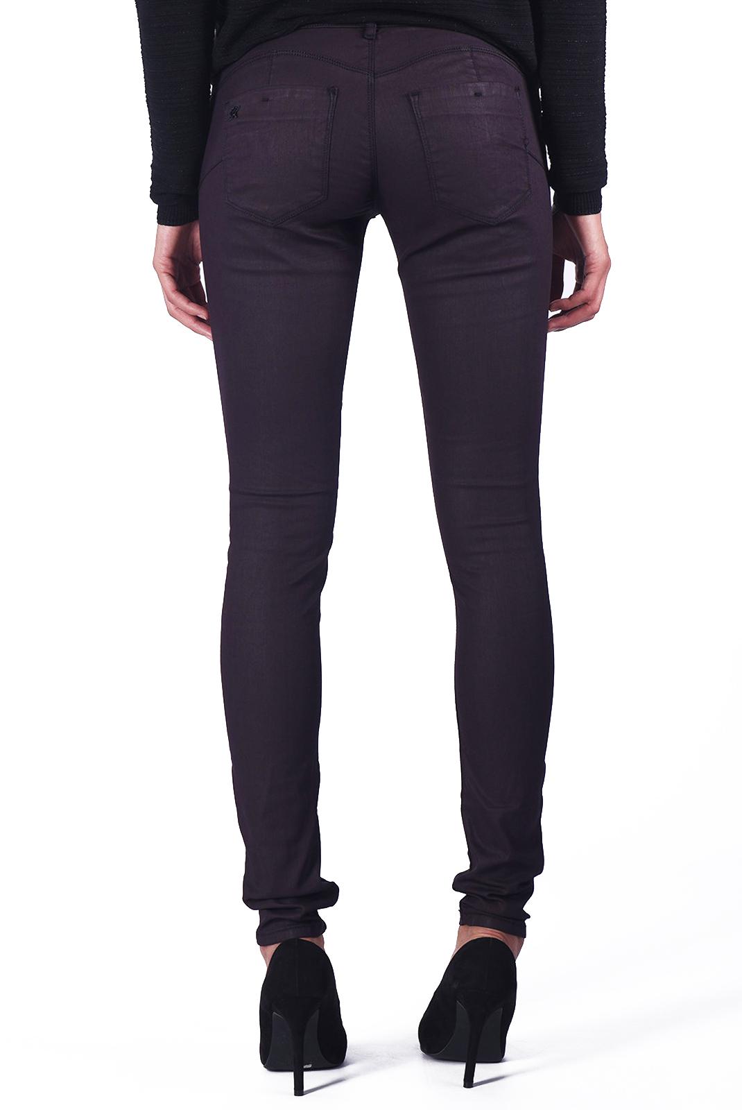 Jeans   Kaporal LOKA H18W7 BORDEAUX KHOL