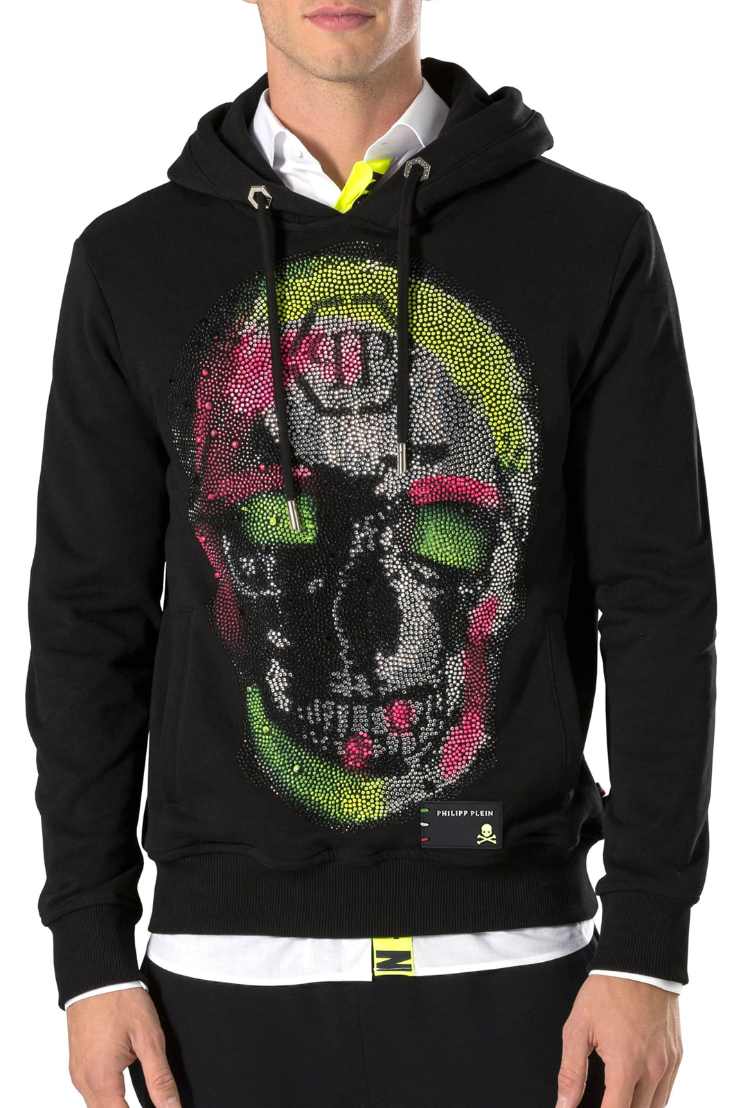 Sweatshirts  Philipp plein S18C MJB0311 JUST A DREAM 02 BLACK