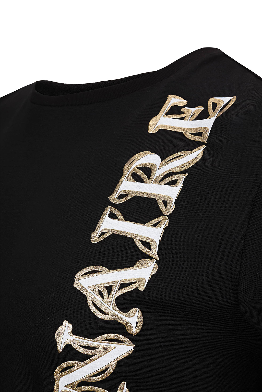 T-S manches courtes  Billionaire MTK1984 BRASS 02 BLACK