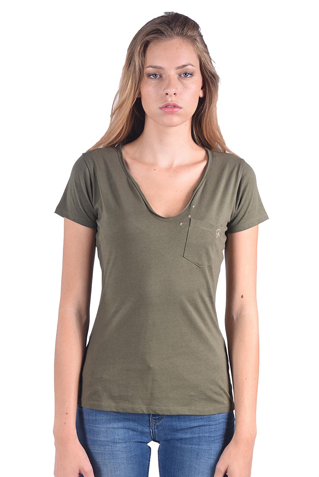 Tee shirt  Kaporal TECIL H18W11 CAMP