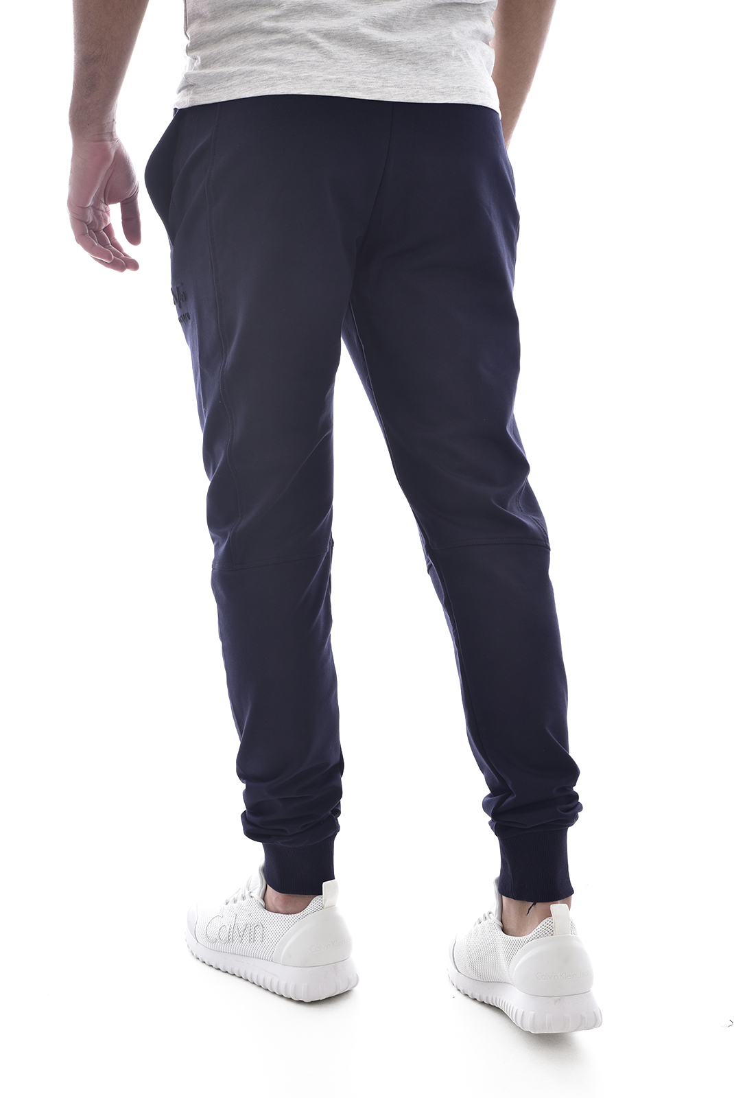 Pantalons sport/streetwear  19V69 by Versace 1969 bosa jog BLEU