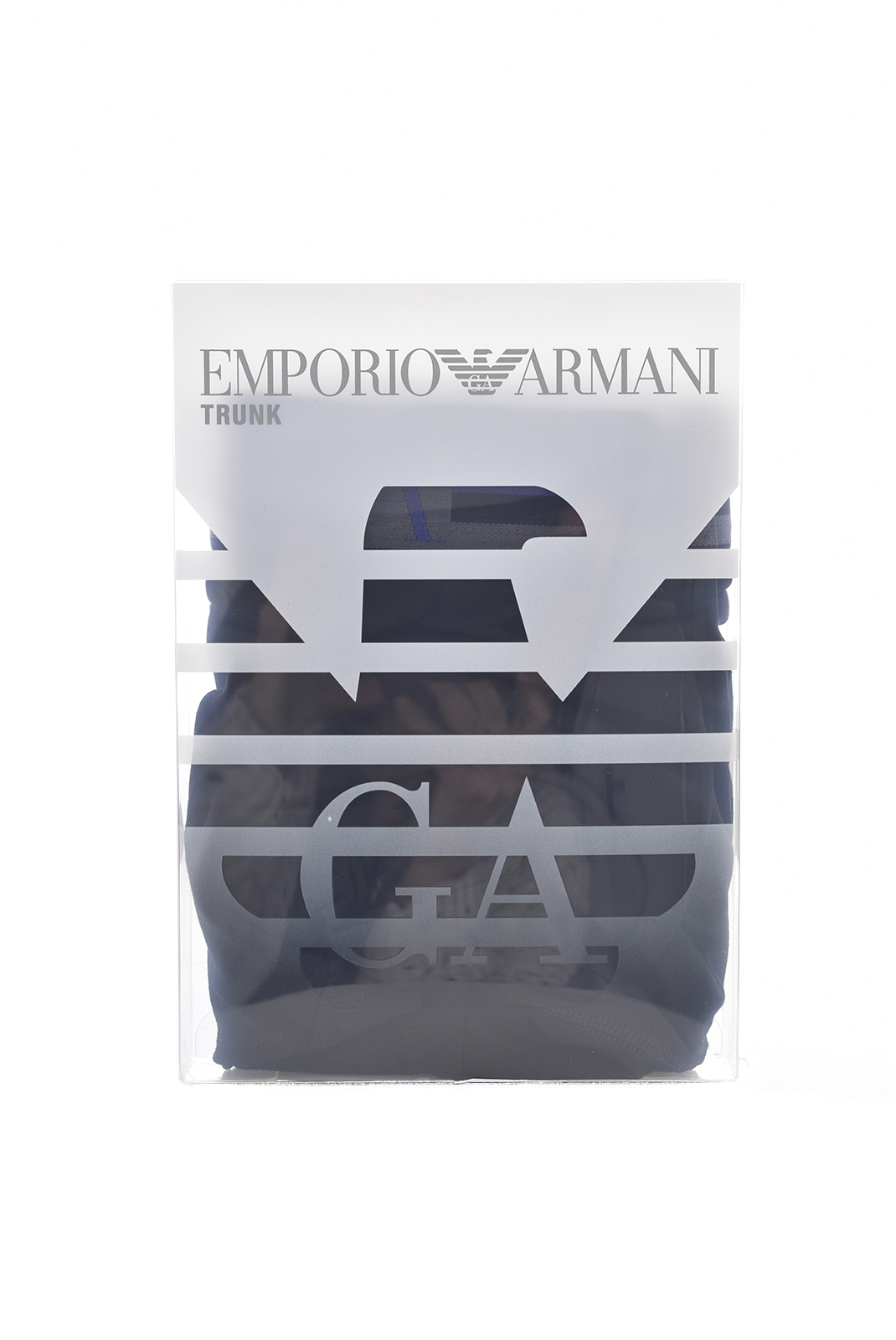 Slips-Caleçons  Emporio armani 111290 8A506 21044 ANTRACITE STAM.MOSTO
