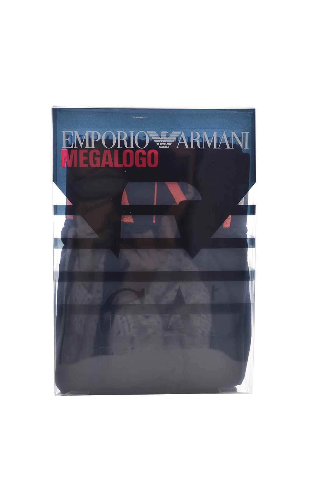 Slips-Caleçons  Emporio armani 110818 8A516 00020 NERO