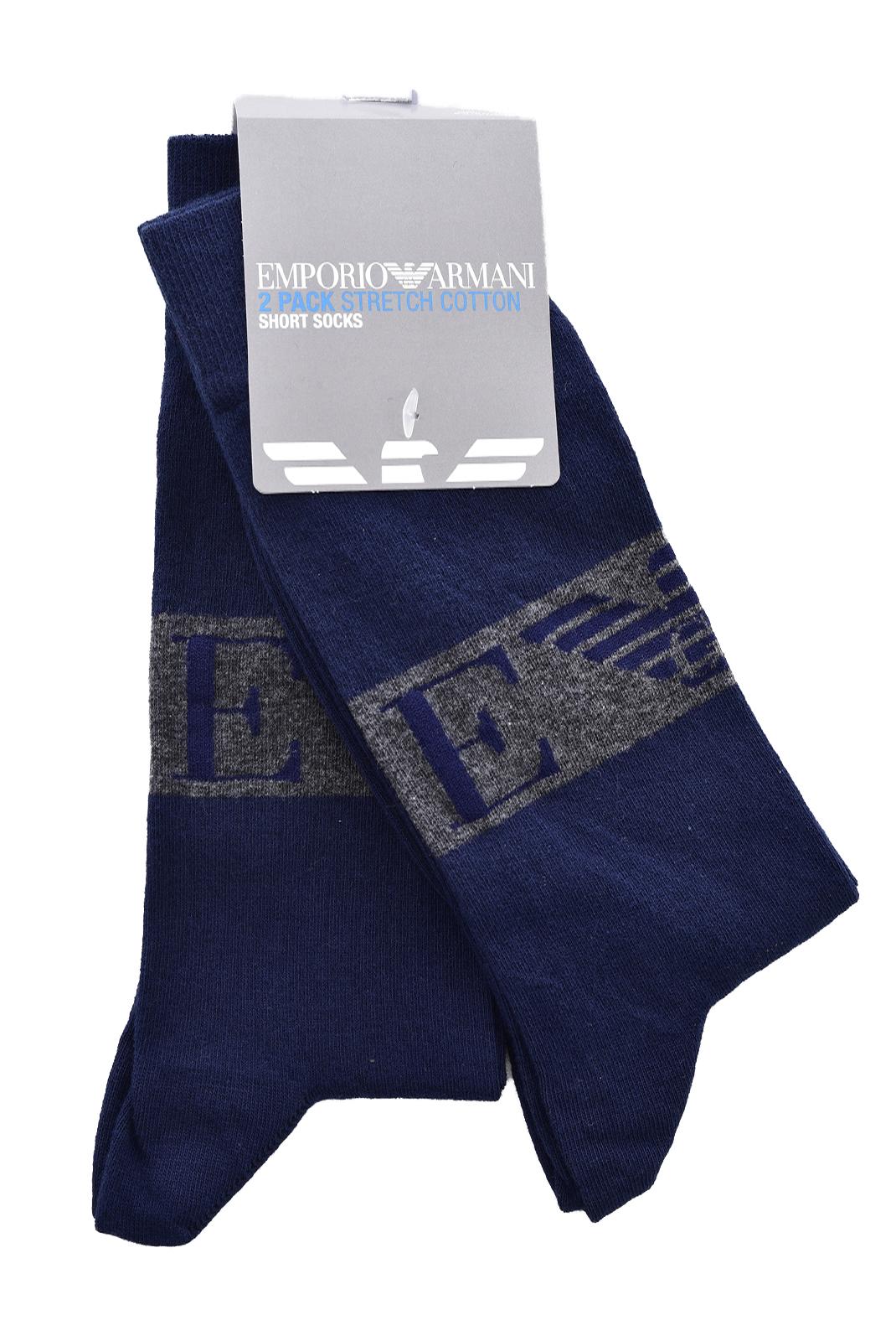 Chaussettes  Emporio armani 302302 8A240 43335 BLU/BLU