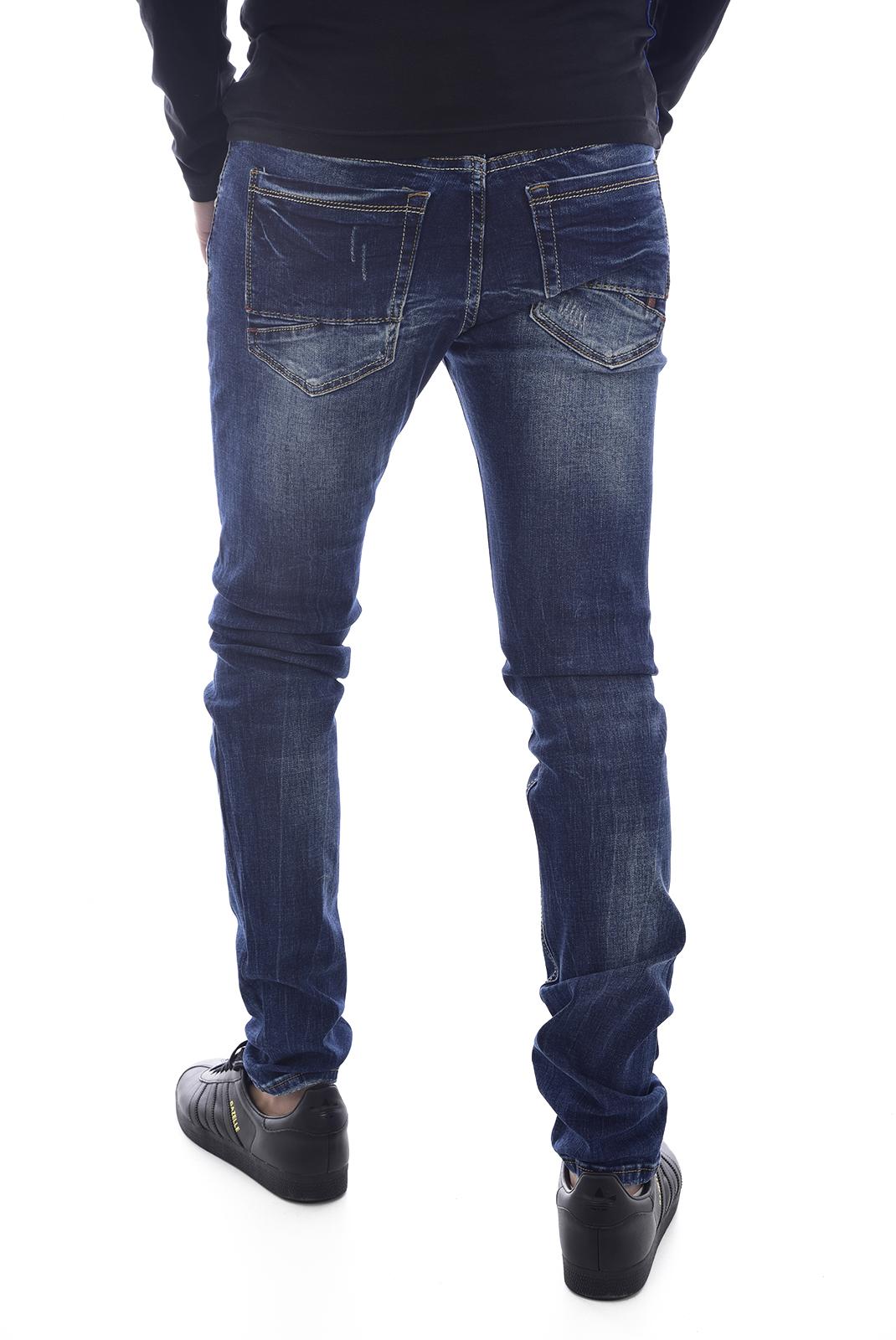 Jeans  Leo gutti 5070 BLEU