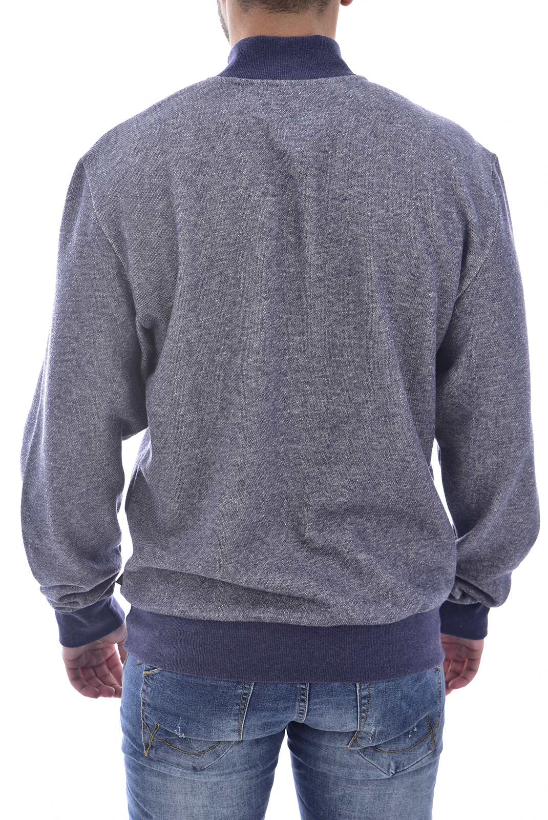 Sweatshirts  Emporio armani 111704 8A575 52635 BLU MELANGE