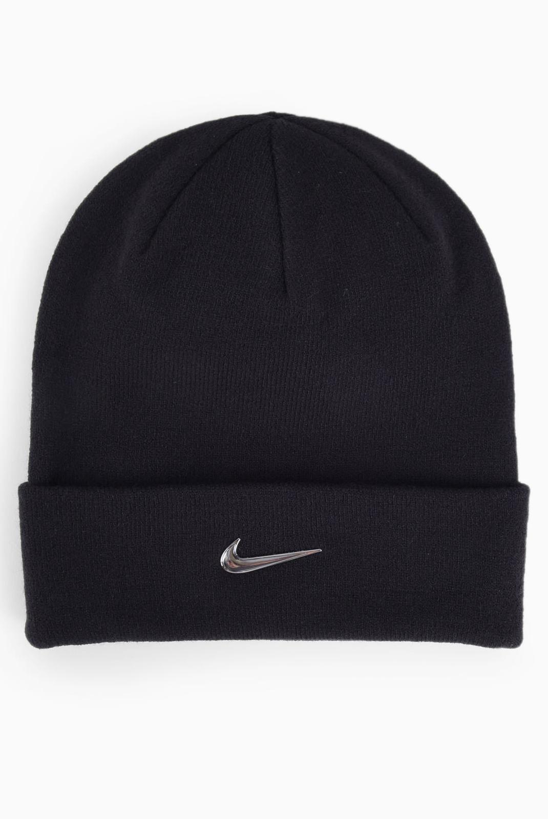 010 Nike Metal Swoosh Bonnets 825577 Black Beanie Casquettes Homme 6FnOvqWA7 453438c6784