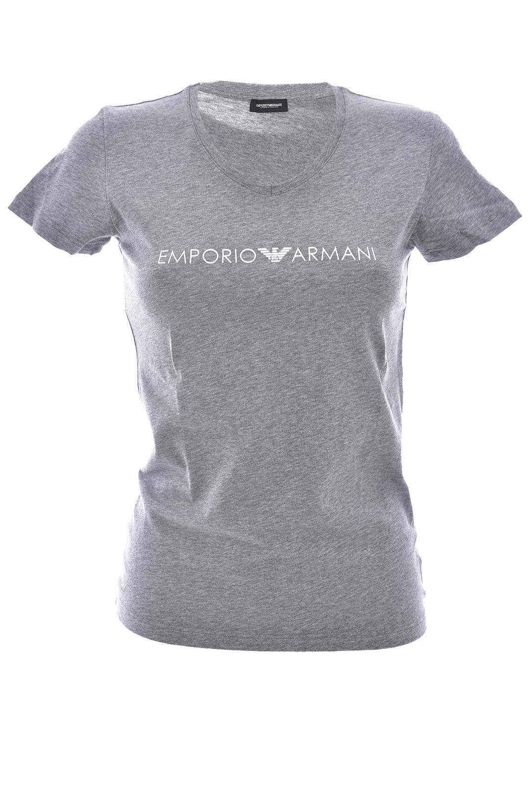 Tee shirt  Emporio armani 163321 8A317 06749 GIGRIO MELANGE