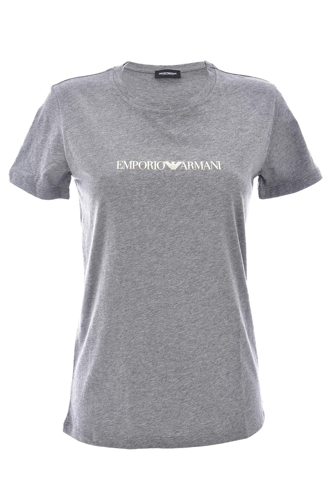 Tee shirt  Emporio armani 164141 8A277 06749 GIGRIO MELANGE