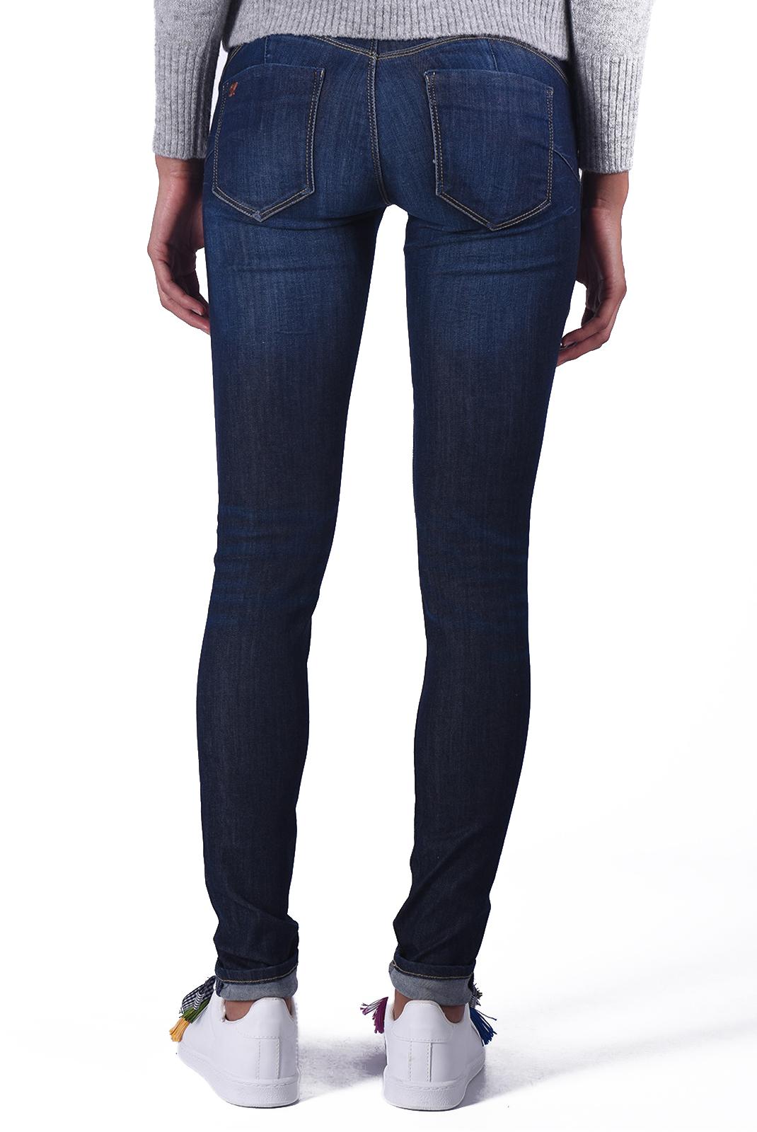 Jeans   Kaporal LOKA H18W7 DARK