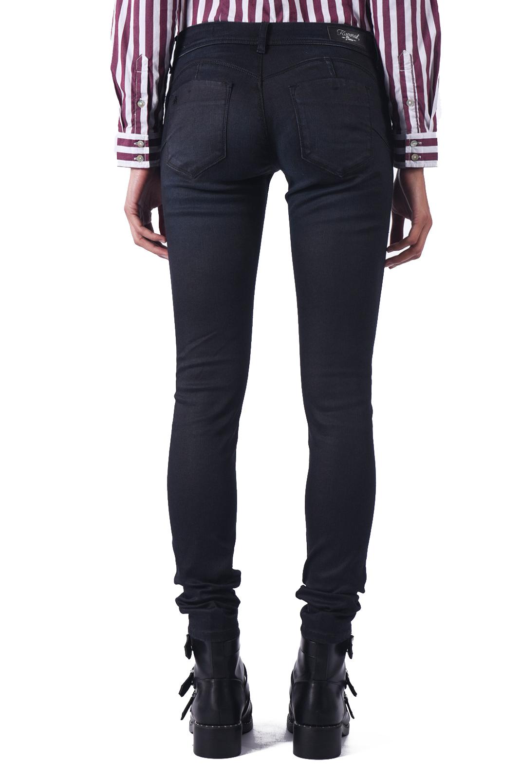 Jeans   Kaporal LOKA H18W7 PETROL